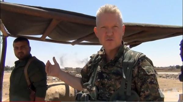 """Michael Enright, acteur dans """"Pirates des Caraïbes"""" aujourd'hui combattant de Daech en Syrie"""
