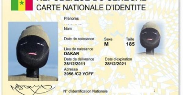 L'extension de l'exigibilité des cartes nationales d'identité prorogée au 30 Septembre 2017 (DOCUMENT)