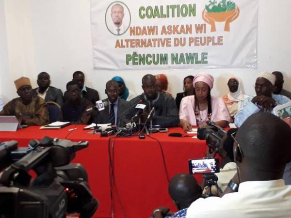 Qui sont les candidats de la coalition Ndawi Askan Wi du département Europe du Nord, de l'ouest et du centre