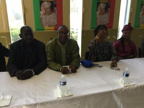 LÉGISLATIVES 2017 : Doro Sy, Birahim Camara et Aïchatou Anne, un trio pétri de compétences