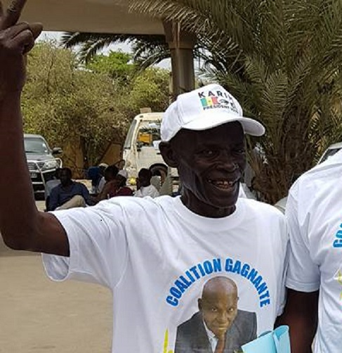 Effondrement du podium de Me Wade: Khaly Gabon parmi les victimes