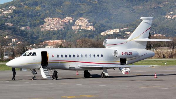 Le jet privé de Me Wade loué à 40 millions de FCFA
