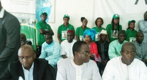 Ziguinchor : Mankoo Taxawu Senegaal veut neutraliser complètement l'APR au Sud