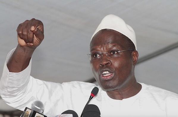 Khalifa Sall aux Sénégalais : «Je n'accepte ni la résignation ni le silence auquel le pouvoir veut me réduire»