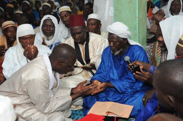 Mouhamad Dionne aux imams du Pakao: «Nous changerons le visage de Sédhiou»