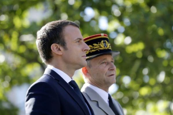 Le général de Villiers démissionne, après une semaine de crise avec Macron