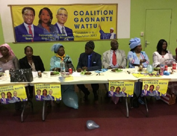 France: Aïssata Mbodji tourne définitivement la page de Macky Sall et ouvre celle de Me Wade
