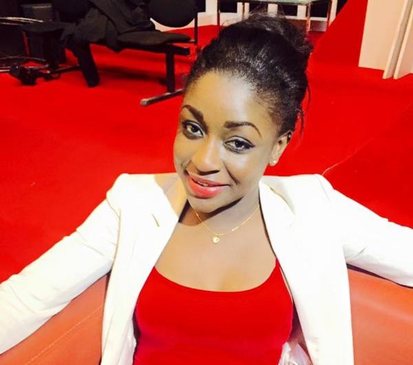 ( 07 photos ) La nouvelle animatrice de l'émission Yéwoulen de la TFM, Didy Damur étale sa classe