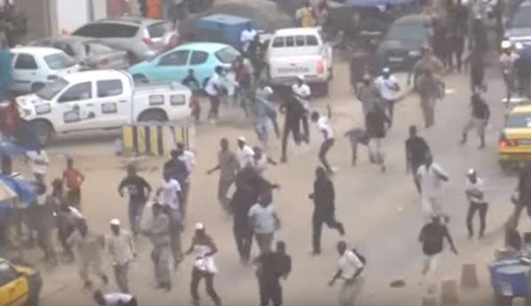 Urgent: plusieurs attaques à Grand Yoff, plusieurs blessés graves