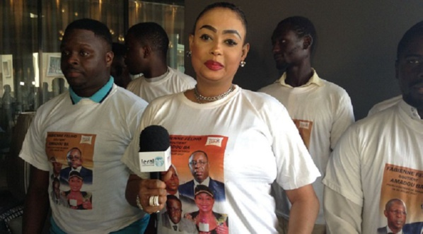 Fabienne Féliho: «Pourquoi j'ai quitté Tounkara pour Amadou Bâ »