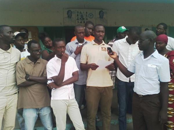 Gouvernement : les jeunes de l'UJMP demandent au président Sall de miser sur la jeunesse (Communiqué)