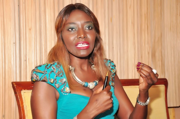 Coumba Gawlo Seck soutient Amy Collé