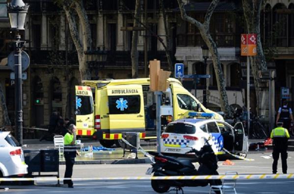 Attentat à Barcelone : l'Etat islamique revendique l'attaque qui a fait au moins 13 morts et 80 blessés