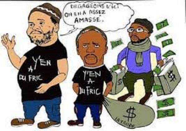 Y'en a Marre : Un mouvement aux antipodes ! (Par Adama Diaw )