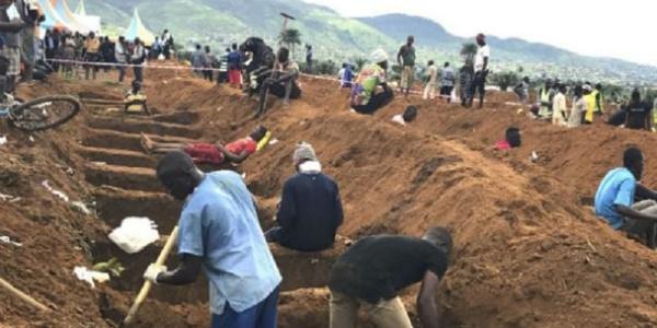 Sierra Leone : après la catastrophe, les communautés s'organisent