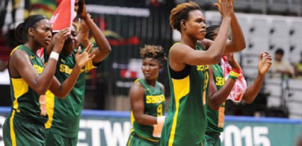 Afrobasket: les lionnes empochent chacune 8 millions, malgré la défaite