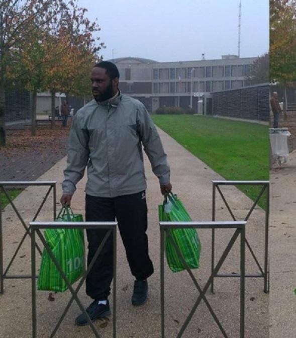 Dakar: l'activiste Kémi Seba quitte la prison