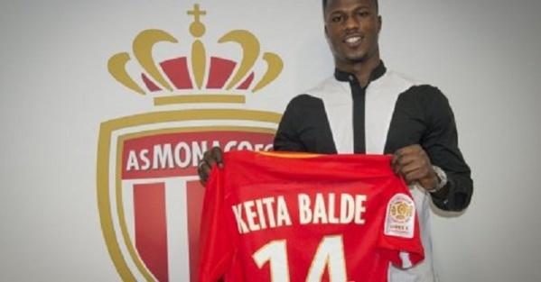 Transferts : Keïta Baldé à Monaco pour 5 ans