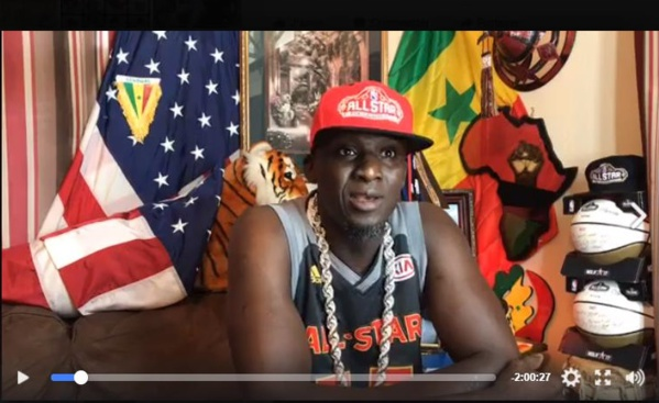 Me Baba Diop :«Il est dans l'intérêt d'Assane Diouf d'être arrêté »