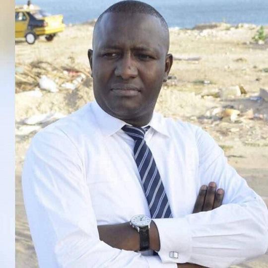 FCFA : El Hadji Sarr, président du mouvement Vision Emergence tance Kémi Séba