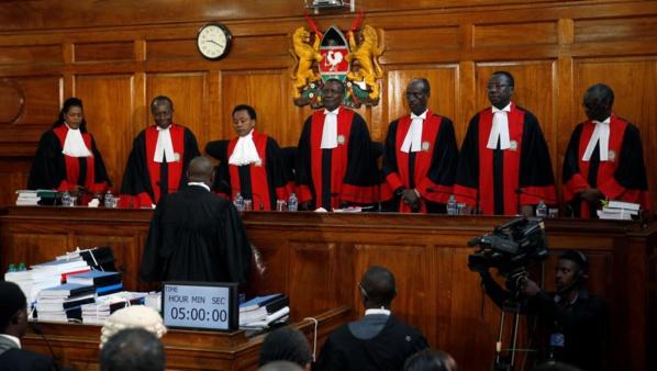 Kenya: les résultats de la présidentielle annulés