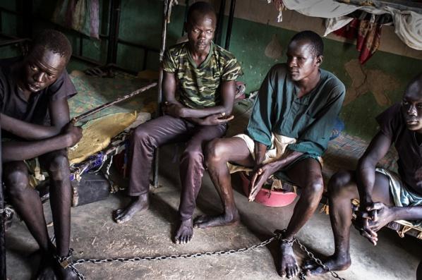 Insécurité: 40 malades mentaux détenus dans les prisons Sénégalaises