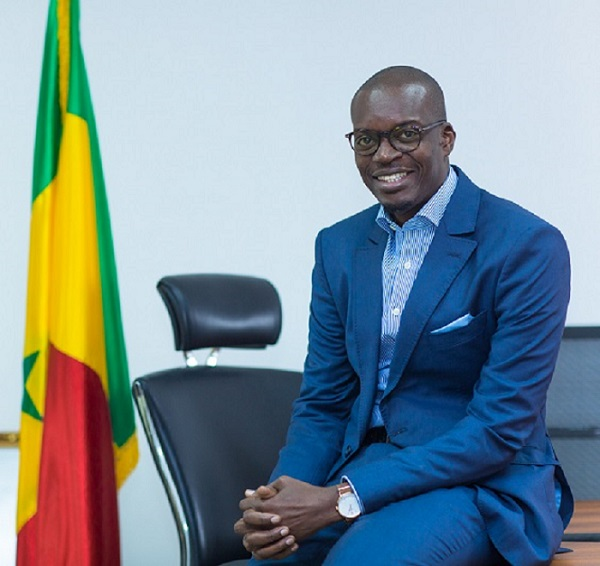 Mamadou Kassé: très pressé, ne pense qu'à devenir Ministre