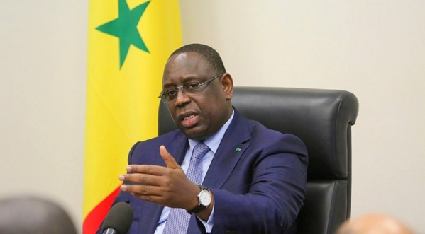 Présidentielle 201: la caution de Macky Sall acquise