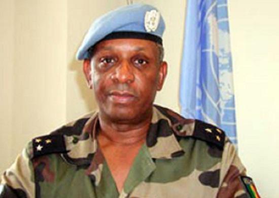 Décès du général sénégalais Mountaga Diallo