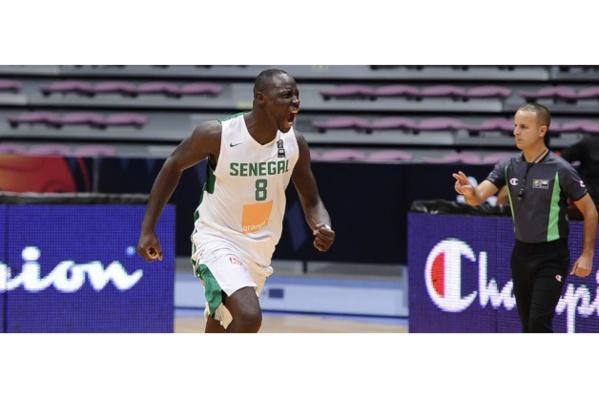 Afrobasket masculin 2017 : Antoine Mendy: « On est là pour gagner tous les matchs »
