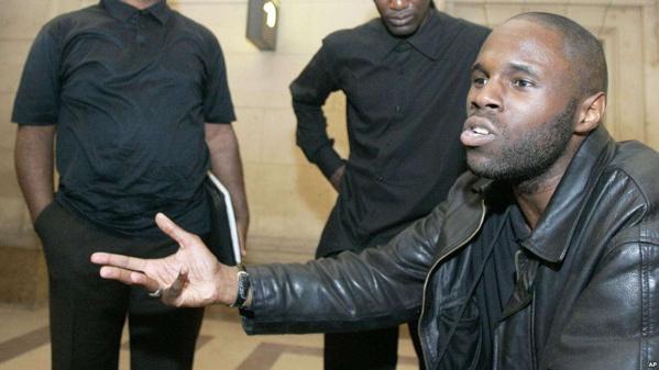 Dernière minute : le Sénégal décide d'expulser Kémi Séba