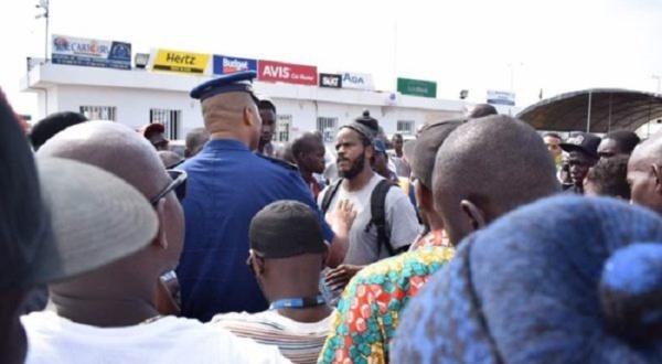 Aéroport: Thiat interpellé par la gendarmerie