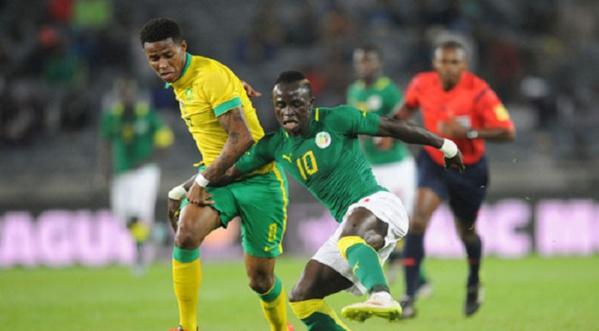 Le match de qualification Afrique du Sud–Sénégal rejoué en novembre