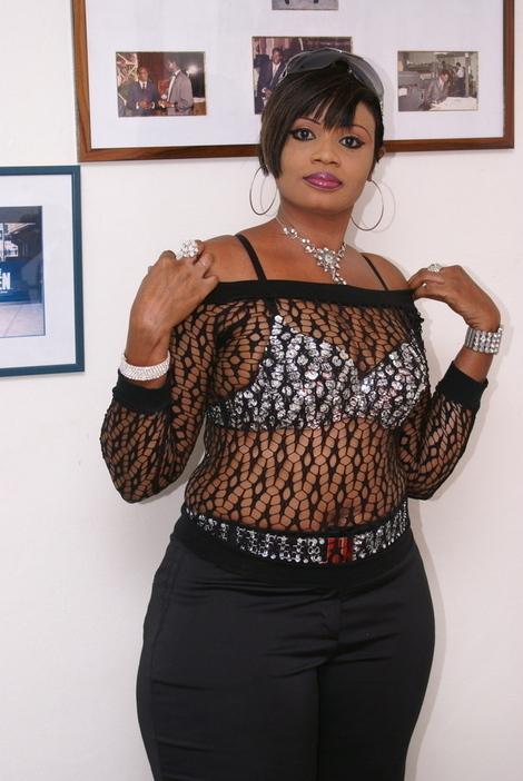 Photo : le Joumbax-Out de la très sexy Arame Thioye