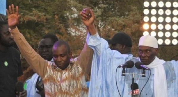 Mise en place d'un Groupe parlementaire: Moustapha Guirassy reçu par Me Wade