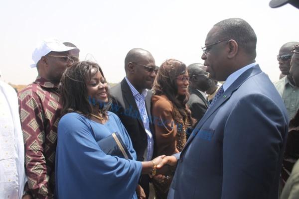 Mairie de Ziguinchor: Quand Macky Sall balise le terrain à Aminata Angélique Manga