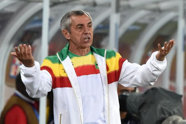 Giresse : « Le Mali, actuellement, ne peut pas rivaliser avec les meilleurs »