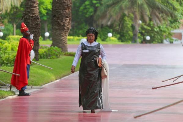 Photos: Ndeye Saly Diop Dieng, ministre de la femme de la famille et du genre