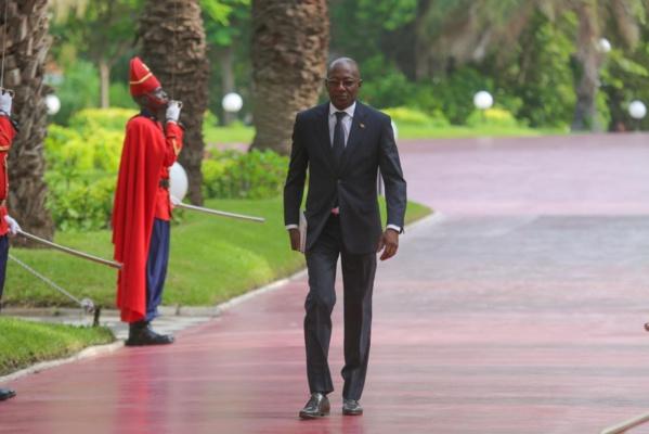 Photos: Abdoulaye Diop, ministre de l'Emploi, de l'Insertion professionnelle et de l'Intensification de la main d'oeuvre