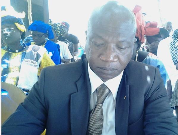 Abdoulaye Badji, n'est plus Ministre-chef de cabinet du Président...