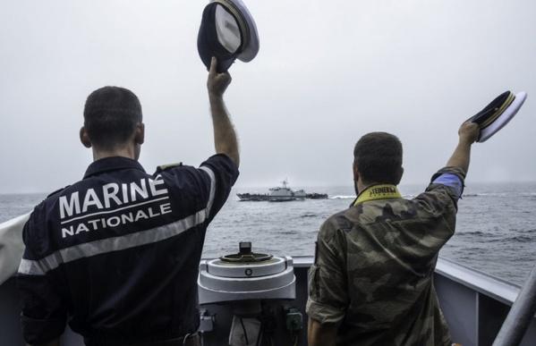 Dakar: Rencontre des Chefs d'Etat-major des Marines du Golfe de Guinée et la Marine française