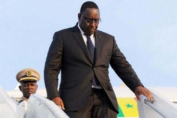 Le président Sall est arrivé à New York