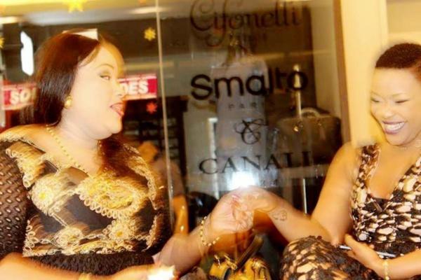 Les photos de la nouvelle femme d'affaire, Athiou Marie