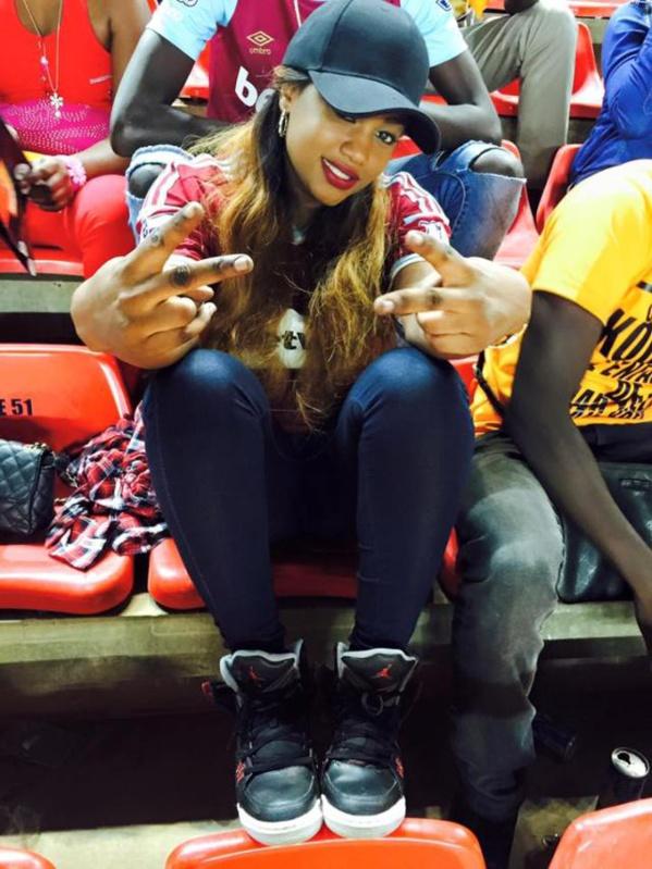 Photos: Kya Aidara Diallo, passionnée et romantique jusqu'aux dents