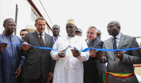 EXCLUSIF:  l'usine Atlantik Sea Food inaugurée par Macky Sall, tombe en faillite
