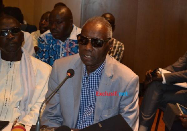 PS: l'ancien ministre Abdoulaye Elimane Kane  tourne le dos à Tanor Dieng