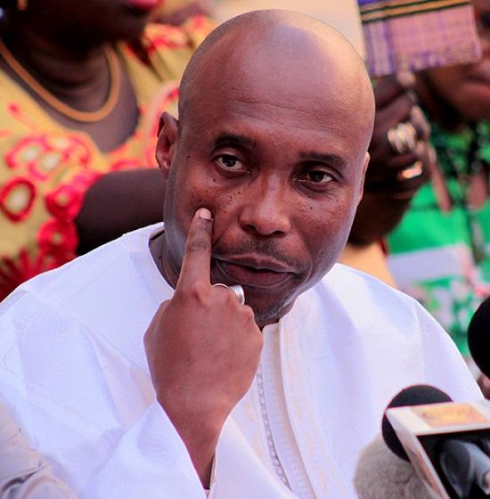 Barthélemy Dias  répond à Me Babou: «Aida Ndiongue a déposé une caution avec des bijoux pour obtenir une liberté provisoire... »