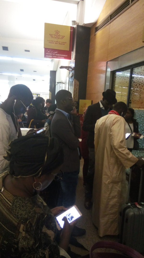 Gréve des contrôleurs aériens de Dakar, touche gravement le Maroc