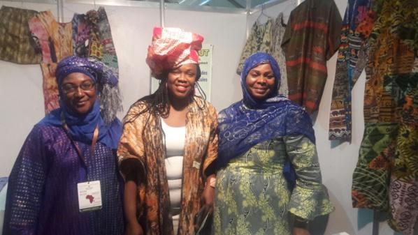 Femme de l'année 2017: Ndeye Ndiaye Atlanta, attachée au développement de la femme