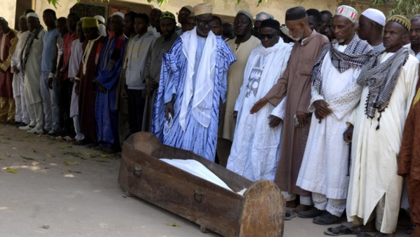 Tuerie de Boffa: la 14e victime inhumée à ziguinchor
